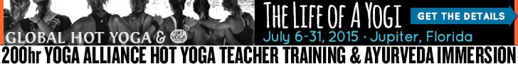 Global Hot Yoga Teacher Training